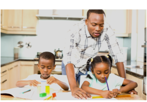 Parent and Child Learning without Stress